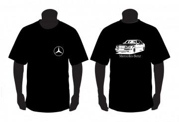 T-shirt para Mercedes W124