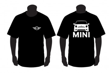 T-shirt para Mini Cooper