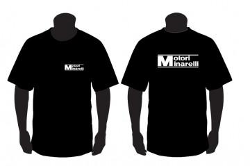 T-shirt para Motori Minarelli