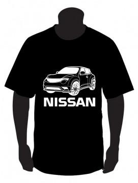 T-shirt para Nissan Juke