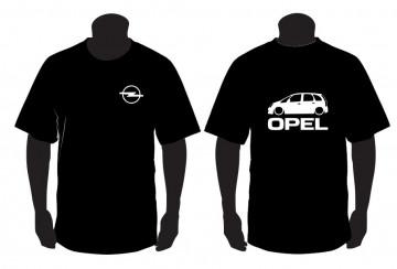 T-shirt  para  Opel Meriva