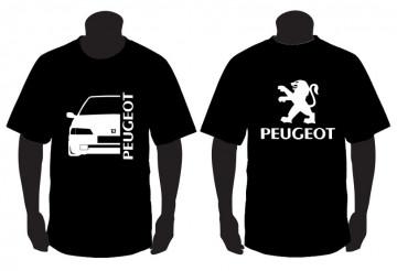 T-shirt para Peugeot 106 mk1