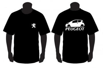 T-shirt para Peugeot 107
