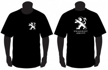 T-shirt para Peugeot 208 GTI