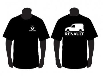 T-shirt para Renault Kangoo Van mk1