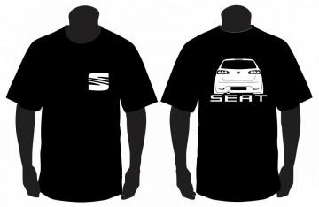 T-shirt para Seat Ibiza 6L Traseira