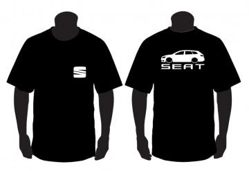 T-shirt para Seat Leon ST