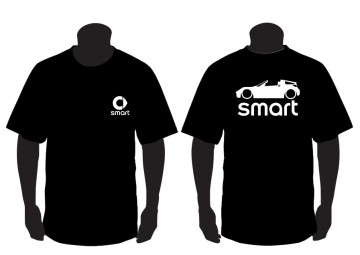 T-shirt  para  Smart Roadster Coupe
