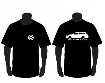 T-shirt para Volkswagen Golf 7 Variant