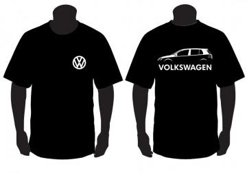 T-shirt para Volkswagen Golf Mk5 5 portas