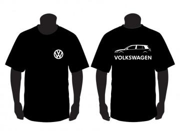 T-shirt para Volkswagen Golf Mk7 5 portas