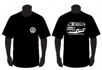 T-shirt para Volkswagen Transporter T3