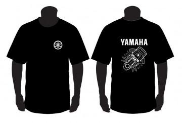 T-shirt  para  Yamaha