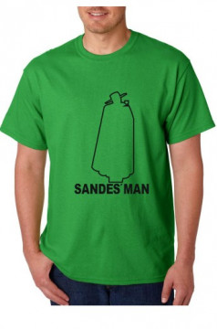 T-shirt  - Sandes Man