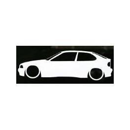 Autocolante - BMW E36 Compact