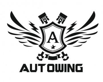 Autocolante com AUTOWING