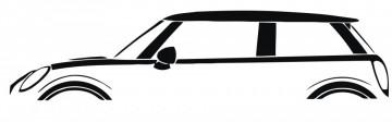 Autocolante com Mini Cooper S  F56
