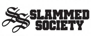 Autocolante com slammed society