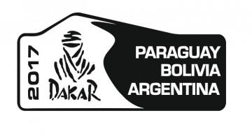 Autocolante - Dakar 2017