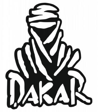 Autocolante - Dakar
