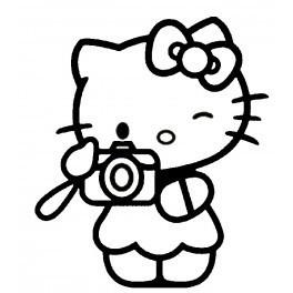 Autocolante -  Hello Kitty 7
