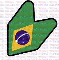 Autocolante Impresso - Wakaba Brasil
