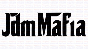 Autocolante - JDM Mafia
