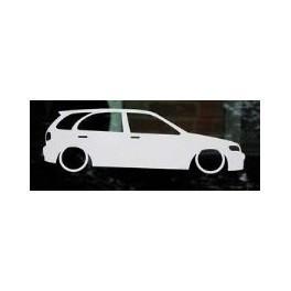 Autocolante - Nissan Almera 5 Portas