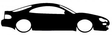 Autocolante para Toyota Celica T20