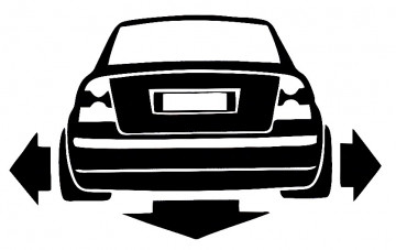 Autocolante para Vw Passat 3BG