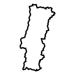 Autocolante - Portugal