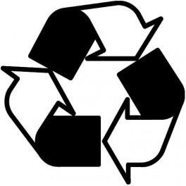 Autocolante - Reciclagem