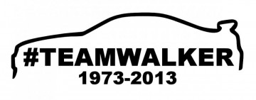 Autocolante - #Teamwalker