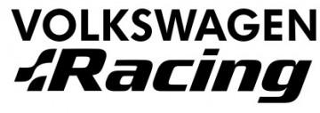 Autocolante - Volkswagen Racing