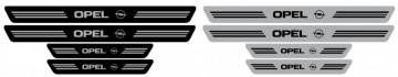 Autocolantes para Soleiras estilo Opel