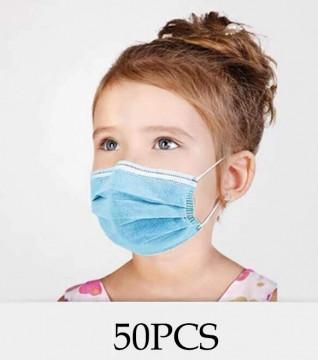 Caixa 50 máscaras higiénicas - Criança