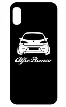 Capa de telemóvel com Alfa Romeo 147 Traseira