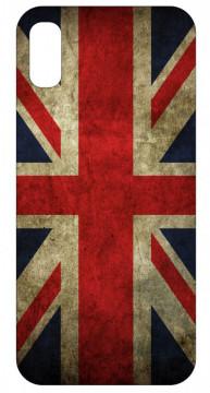 Capa de telemóvel com Bandeira do Reino Unido