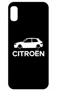 Capa de telemóvel com Citroen Saxo Lateral