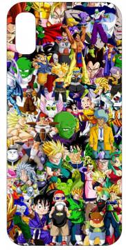 Capa de telemóvel com Dragon Ball