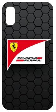 Capa de telemóvel com Ferrari