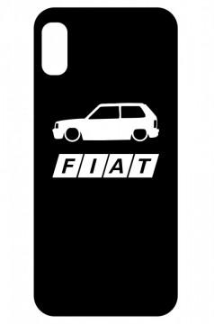 Capa de telemóvel com Fiat Panda