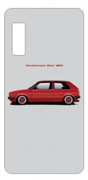 Capa de telemóvel com Golf MKII