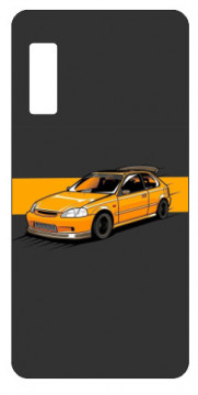 Capa de telemóvel com Honda