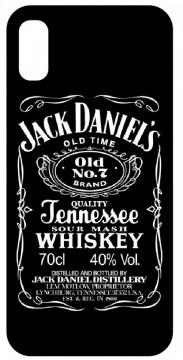Capa de telemóvel com Jack Daniel's