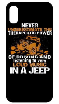 Capa de telemóvel com Jeep