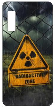 Capa de telemóvel com Radioactive