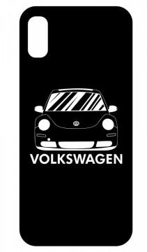 Capa de telemóvel com Volkswagen Beetle