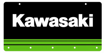 Chaveiro em Acrílico com Kawasaki