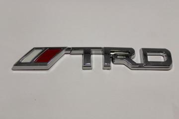 Emblema com TRD